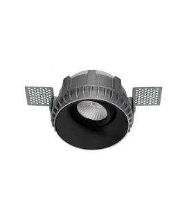 Integreeritav valgusti BRAD Round Black Ø8.1 9017392