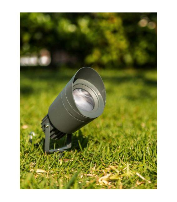 3W LED Įsmeigiamas šviestuvas INSIDE Black H26 IP65 9010001
