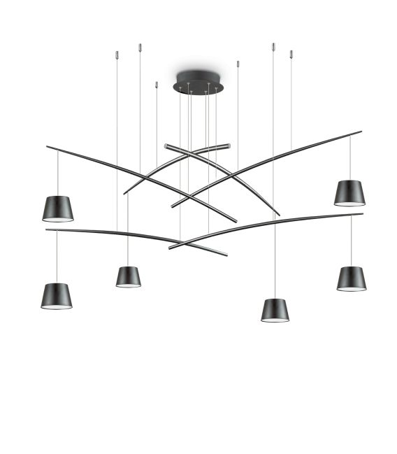 37W LED Pakabinamas šviestuvas FISH 6 196985