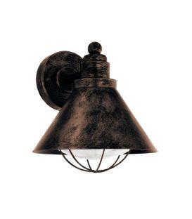 Seinavalgusti BARROSELA Copper-antique 94858