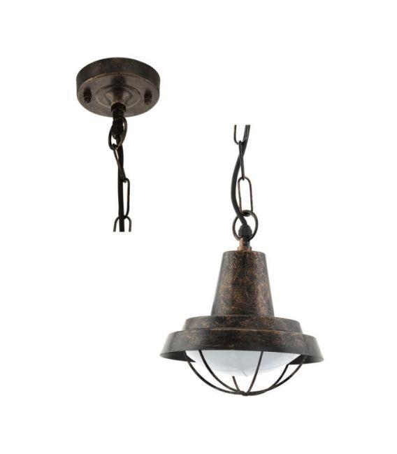 Laelamp COLINDRES Copper-antique IP44 94837