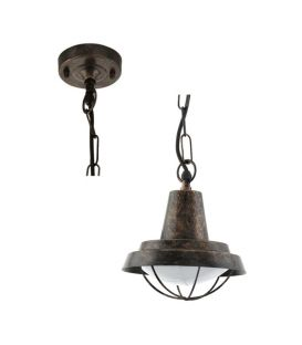 Laelamp COLINDRES Copper-antique IP44 94837