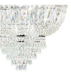 Pakabinamas šviestuvas DUBAI SP10 Cromo 215969