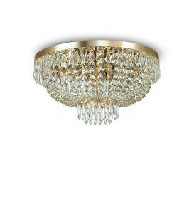 Laevalgusti CAESAR PL6 Gold 114682