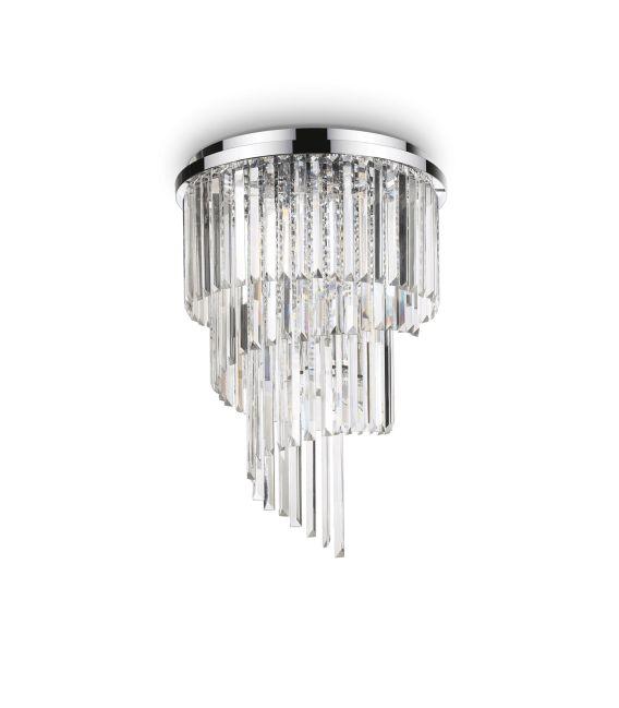 Pakabinamas šviestuvas CARLTON SP12 Chrome 166247