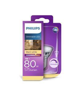 LED PIRN 7W GU10 PHILIPS Dimmerdatav 8718696711224