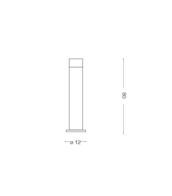 Põrandavalgusti VENUS PT1 SMALL IP44 10892