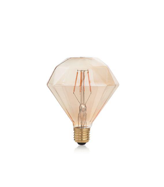 LAMPADINA VINTAGE XL E27 4W GLOBO BIG 130187