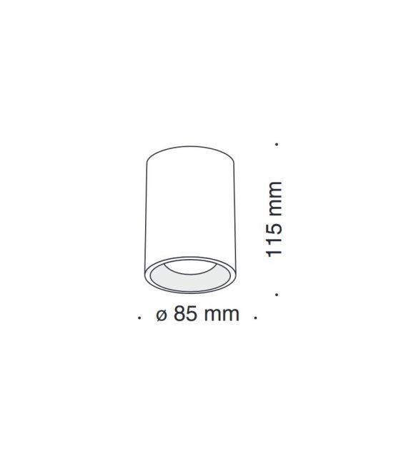 Lubinis šviestuvas ALFA C015CL-01W