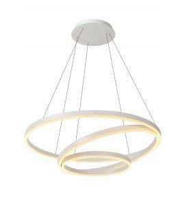 136W LED Rippvalgusti TRINITI White Dimmerdatav 46402/99/31