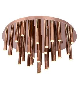 33W LED Laevalgusti ORGANIC Copper C0093