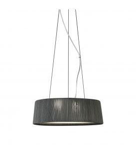 Laelamp DRUM Ø80cm 24800/80 grey