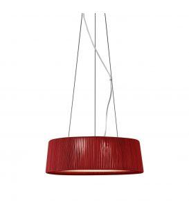 Laelamp DRUM Ø80cm 24800/80 red