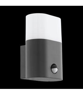 11W LED Šviestuvas su judesio davikliu FAVRIA 1 Anthracite IP44 97314