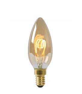 LED PIRN 3W E14 Dimmerdatav 49043/03/62
