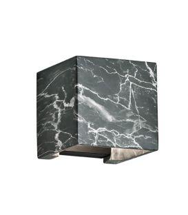 5W LED Seinavalgusti DAVOS Black IP65 4202801