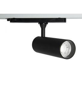 30W LED Siinivalgusti SUPER SLIM 3F 4000K LC064-FBK YLD-027293