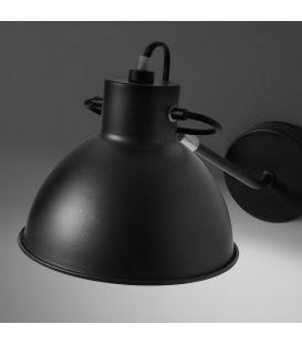 Sieninis šviestuvas ODALIS Black AA0132R01