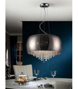 Lubinis šviestuvas CAELUM Copper Ø50 618320