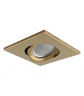 Integreeritav valgusti NC AROS Gold NC1860SQ YLD-021645