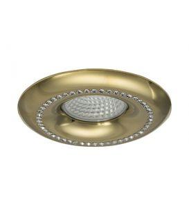 Integreeritav valgusti NC1768 Gold Ø9.8 YLD-017676