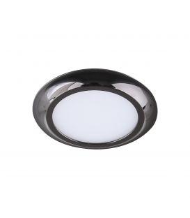 4W LED Süvistatav paneel LC1444 Black IP44 Ø8 YLD-017546