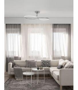32W LED Lubinis šviestuvas DARWIN White Dimeriuojamas 9348072