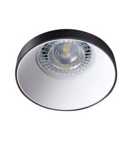 Integreeritav valgusti SIMEN DSO White/Black 29138