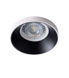 Integreeritav valgusti SIMEN DSO Black/White 29139