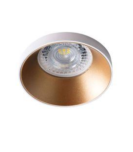 Integreeritav valgusti SIMEN DSO Gold/White 29140