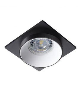 Integreeritav valgusti SIMEN DSL Black/White 29131