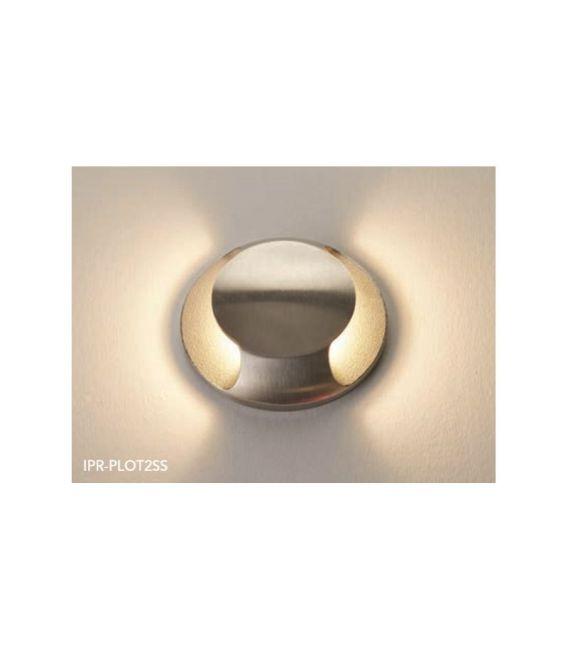 3W LED Įmontuojamas šviestuvas PLOT 1 IPR-PLOT1SS