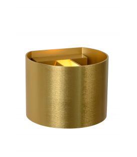 Seinavalgusti XIO Gold Round 09218/04/02
