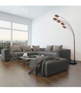 Põrandalamp GIRAFFE EU4185-5CU