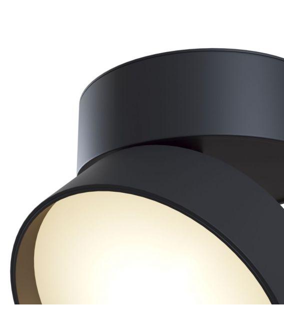18W LED Lubinis šviestuvas ONDA White C024CL-L18W