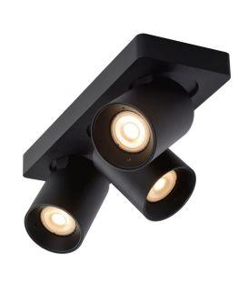 Lubinis šviestuvas NIGEL 2 Black Dimeriuojamas 09929/10/30