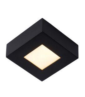 8W LED Laevalgusti BRICE Black Dimmerdatav 28117/17/30