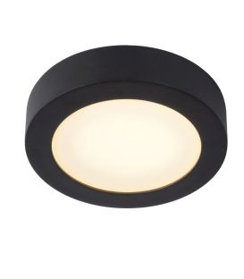 11W LED Laevalgusti BRICE Black IP44 Dimmerdatav 28116/18/30
