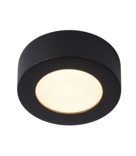 8W LED Laevalgusti BRICE Black IP44 Dimmerdatav 28116/11/30