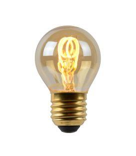 LED PIRN 3W E27 Dimmerdatav Amber Ø4.5 49045/03/62