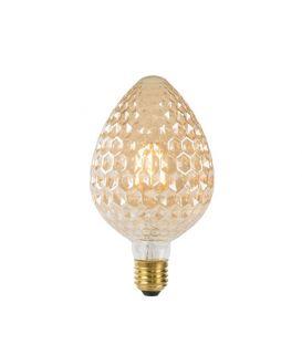 LED PIRN 6W E27 Amber Ø9.5 80105/06/62