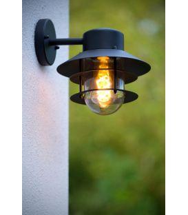 Sieninis šviestuvas ZICO Black IP44 11874/01/30