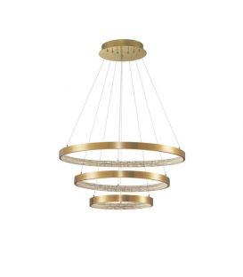 112W LED Rippvalgusti PRESTON Dimmerdatav 9862853