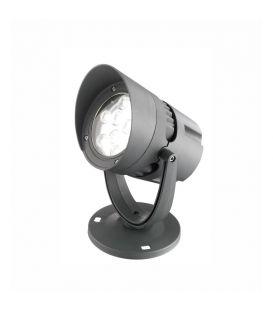 18W LED Põrandavalgusti NORTH Gray IP65 742071