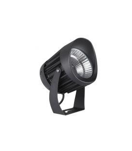 20W LED Põrandavalgusti NORTH Black Ø12 IP65 9240678