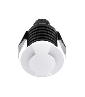 1W LED Integreeritav valgusti BANG 2 Round White IP67 8038801
