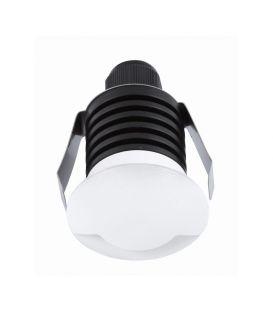 1W LED Integreeritav valgusti BANG 1 Round White IP67 8039001