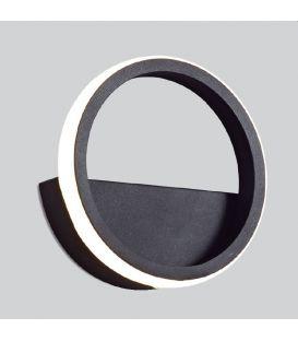 8W LED Seinavalgusti KITESURF Black 7144