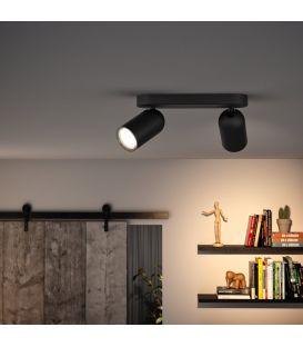 Lubinis šviestuvas PONGEE Black 50581/30/PN