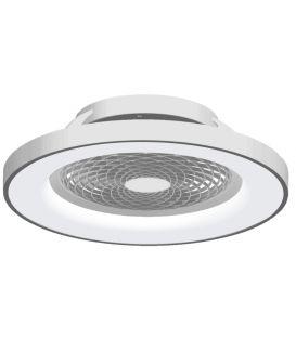 70W LED Ventilaatoriga valgustid TIBET Silver Dimmerdatav 7125